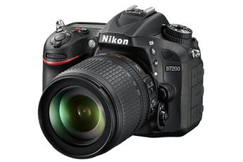 Reflex D7200 18-105MM VR Nikon