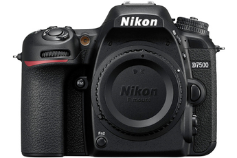 Reflex D7500 NU Nikon