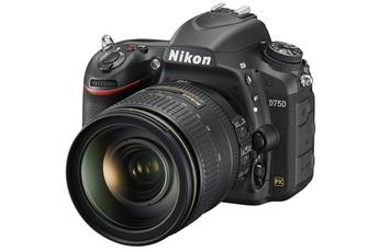 Appareil photo Reflex Nikon D750 + 24-120MM