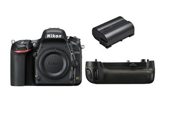 Appareil photo Reflex Nikon D750 + Batterie + Grip