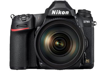 Appareil photo Reflex Nikon D780 + 24-120mm f/4 VR