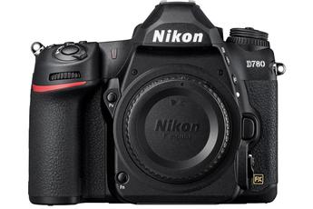 Appareil photo Reflex Nikon D780 NU