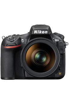Reflex D810 Nikon