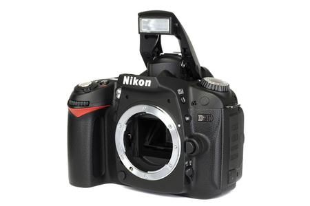 Appareil Photo Reflex Nikon D90 Nu D90 Darty