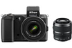 Appareil photo hybride 1 V2 KIT NOIR + 10-30 mm + 30-110 mm Nikon