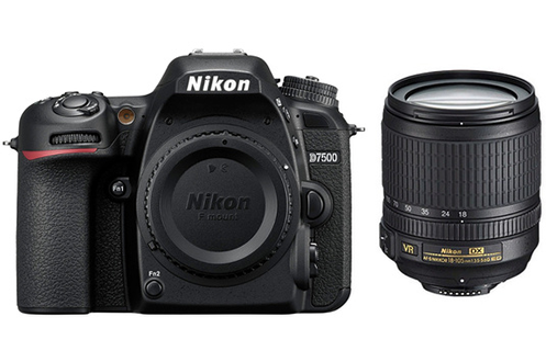 Reflex D7500 + 18-105 VR Nikon