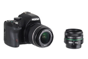 Pentax K-50 NOIR + 18-55 WR + 50 MM F/1,8