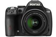 Pentax K-50 NOIR + 18-55 WR