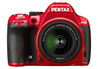 Pentax K-50 ROUGE + 18-55 WR photo 1