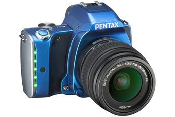 Reflex K-S1 BLEU 18-55MM Pentax