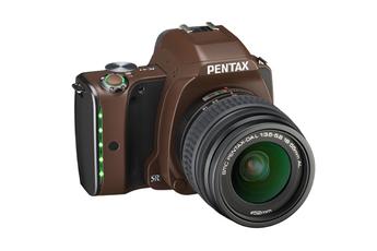 Reflex K-S1 CHOCOLAT + DAL 18-55 Pentax