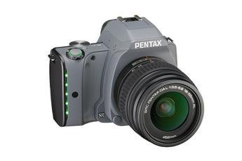 Reflex K-S1 GRIS METAL + DAL 18-55 Pentax
