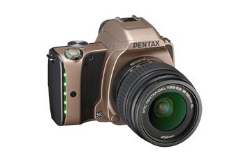 Reflex K-S1 MARRON METAL + DAL 18-55 Pentax