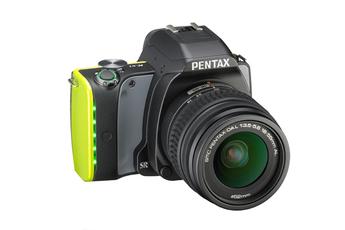 Reflex K-S1 NOIR ANIS + DAL 18-55 Pentax
