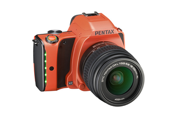 Reflex K-S1 ORANGE + DAL 18-55 Pentax
