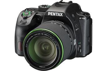 Reflex K70 NOIR + 18-135WR Pentax