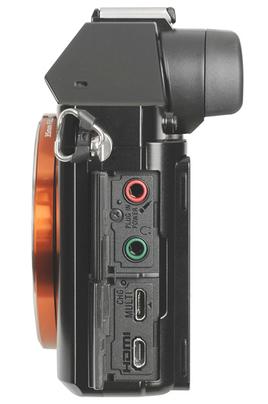 Reflex Sony A7 + FE 28-70 MM