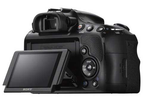 Reflex Sony SLT A58 + 18-55 MM