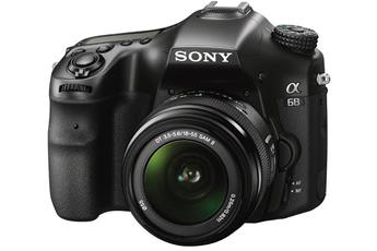 Reflex SLT A68K + 18-55 MM Sony