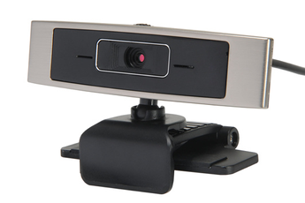 Webcam SILVER HD 720P It Works