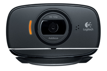 Webcam HD C525 Logitech
