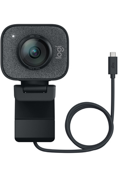 Webcam Logitech Logitech Streamcam