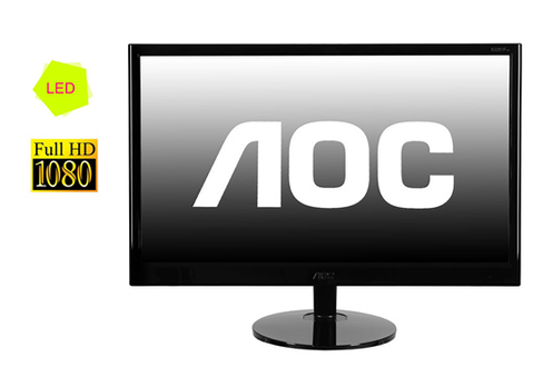 Aoc E2251FWU USB LED