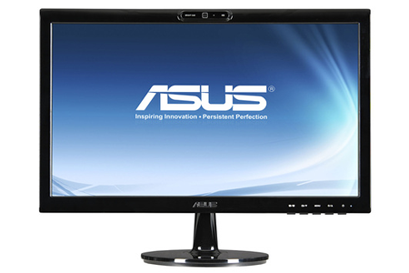 Ecran pc asus vk207s led vk207s darty for Comparateur ecran pc