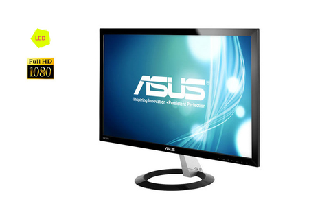 Ecran pc asus vx238h led vx238h darty for Comparateur ecran pc
