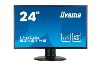 Ecran informatique B2481HS-B1 Iiyama