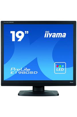 Ecran informatique Iiyama E1980SD-B1 LED