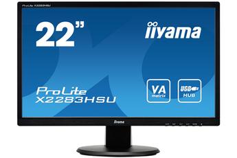 Ecran PC X2283HSU-B1DP Iiyama