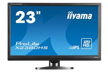 Ecran PC X2380HS-B1 Iiyama