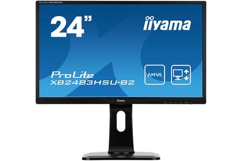 Ecran informatique Iiyama XB2483HSU-B2