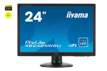 Ecran pc iiyama xb2485wsu b1 led xb2485wsu b1 darty for Comparateur ecran pc