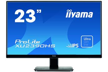 Ecran PC XU2390HS-B1 Iiyama