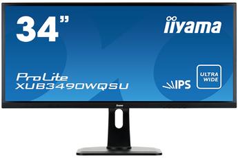 Ecran informatique XUB3490WQSU-B1 Iiyama