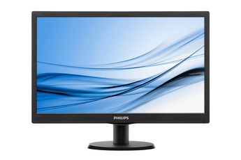 Ecran informatique 193V5LSB2/10 LED Philips