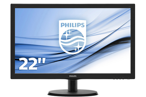 Ecran informatique 223V5LHSB2 Philips