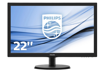 Ecran PC 223V5LHSB2 Philips