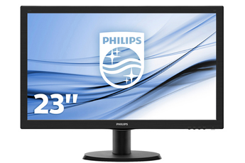 Ecran informatique 233V5LHAB Philips