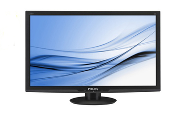 Ecran informatique 273E3LHSB LED Philips