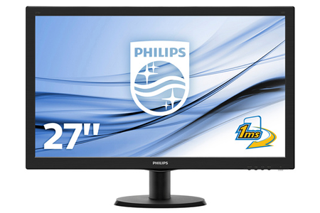 Ecran pc philips 273v5lhab darty for Conseil ecran pc