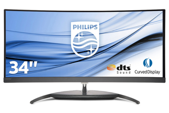 Ecran informatique BDM3490 Philips