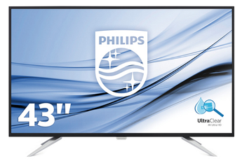 Ecran informatique BDM4350UC 4K UHD Philips