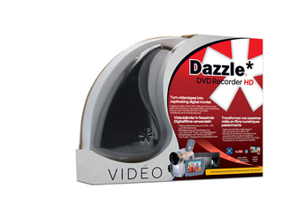 Carte d'acquisition vidéo/audio DAZZLE DVD RECORDER HD Pinnacle