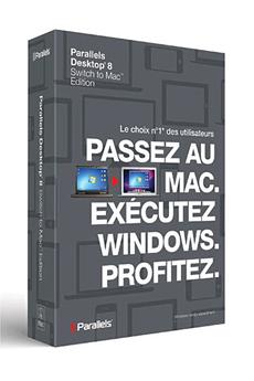 Logiciel DESKTOP 8 SWITCH MAC Parallels
