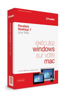 Logiciel DESKTOP POUR MAC 7 Parallels