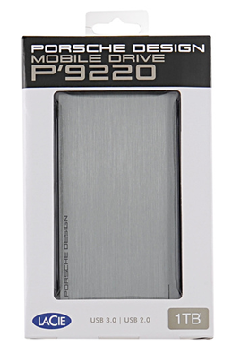 Lacie P'9220 DESIGN PORSCHE 1 To USB3.0