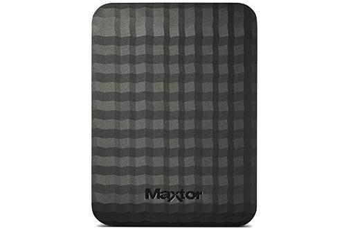 """Disque dur externe 500 Go Nouveau design élégant Connexion USB 3.0 2,5"""" - 167 g"""